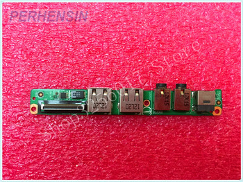 Güç Jack USB Port Board Audio Jack BOARD MS X370 DC MSI İÇİN 1356N